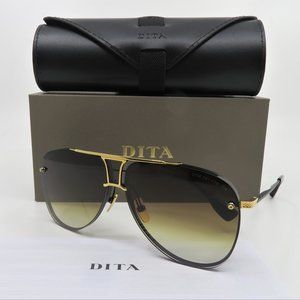 Dita DECADE TWO Limited Edition BLk/GLD DRX-2082